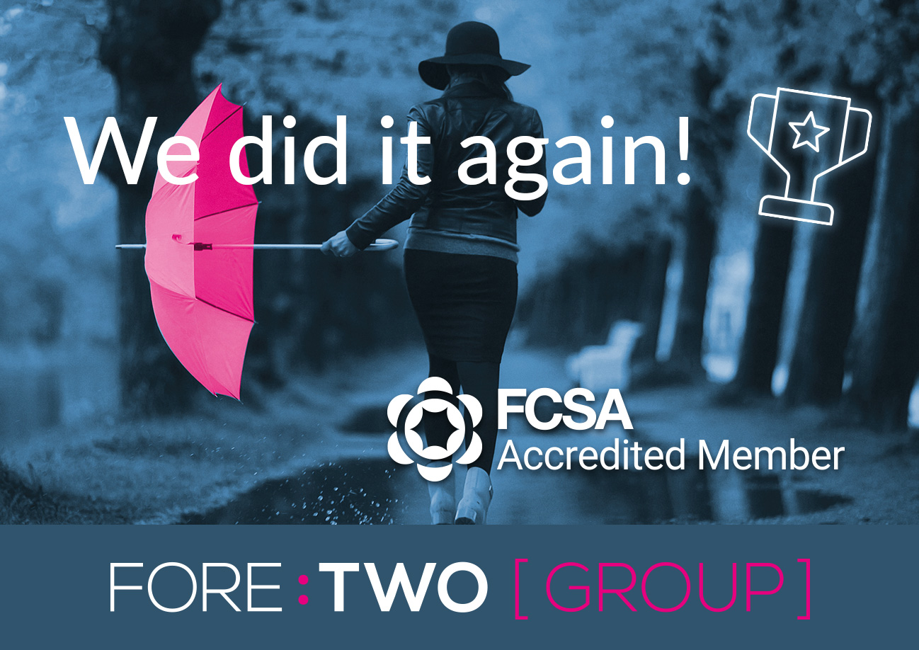 FORETWO GROUP ANNOUNCE THE RENEWAL OF FCSA ACCREDITATION