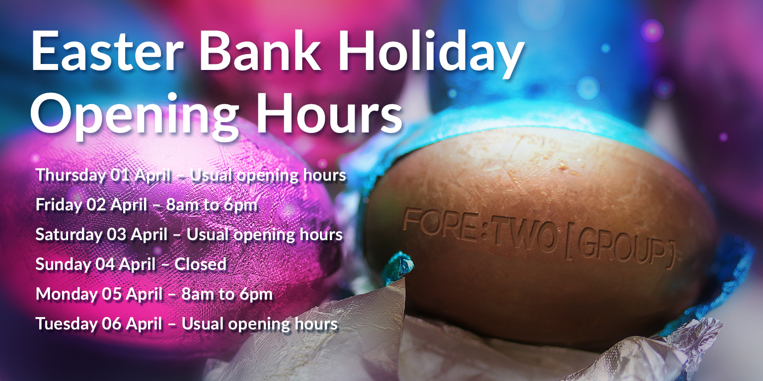 Easter Bank Holiday Opening Hours